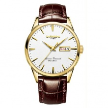 Đồng hồ nam dây da Carnival G64601.201.333