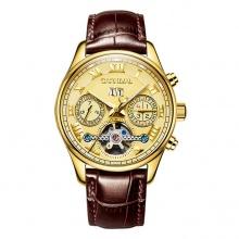 Đồng hồ nam dây da Carnival G72801.103.333