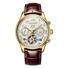 Đồng hồ nam dây da Carnival G72801.101.333