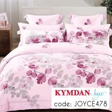 Drap Kymdan Joyce 160 x 200 cm (drap + áo gối nằm + vỏ mền) JOYCE478
