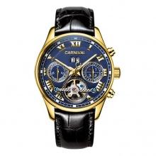 Đồng hồ nam dây da Carnival G72801.104.332