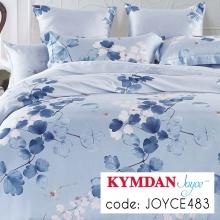 Drap Kymdan Joyce 180 x 200 cm (drap bọc + áo gối nằm + vỏ mền) JOYCE483