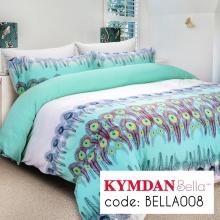 Drap Kymdan Bella 160 x 200 cm (drap + áo gối nằm + vỏ mền) BELLA008