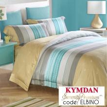 Drap Kymdan Serenity Premium 160 x 200 cm (drap + áo gối nằm + vỏ mền) ELBINO