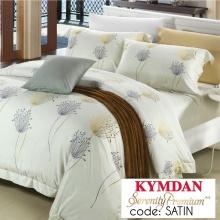 Drap Kymdan Serenity Premium 160 x 200 cm (drap + áo gối nằm + vỏ mền) SATIN