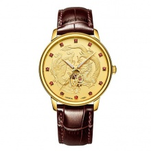 Đồng hồ nam dây da Carnival G79801.103.333