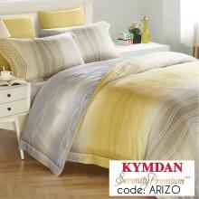 Drap Kymdan Serenity Premium 180 x 200 cm (drap + áo gối nằm + vỏ mền) ARIZO