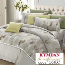 Drap Kymdan Serenity Premium 180 x 200 cm (drap + áo gối nằm + vỏ mền) OSTEO