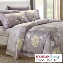 Drap Kymdan Serenity 180 x 200 cm (drap + áo gối nằm + vỏ mền) JARDIN