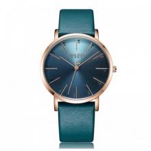 Đồng hồ nữ ja-1161d julius hàn quốc dây da - xanh