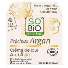 Kem chống nhăn hữu cơ với tinh dầu Argan 50ml