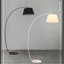 Đèn sàn Siskel - Đen