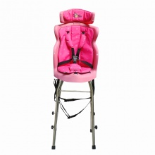 Ghế ngồi xe ga Beesmart X2 màu hồng