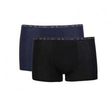 Combo 2 chiếc quần lót boxer nam SS32 - Đen, xanh đen