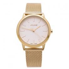Đồng hồ nữ Julius Hàn Quốc ja-982lb dây thép vàng
