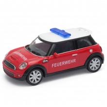 Đồ chơi mô hình xe hơi Welly Mini Cooper S 44010GF-CW
