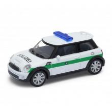 Đồ chơi mô hình xe hơi WELLY Mini Cooper S 44010GP-CW