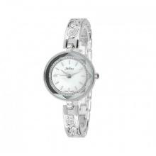 Đồng hồ Julius ánh sao dát ngọc JA-624 JU954 (bạc)