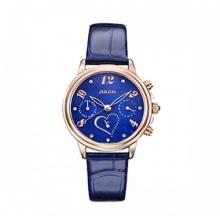 Đồng hồ nữ Julius năng động JA-844 JU1016 (xanh đen)