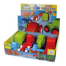 Mô hình phương tiện giao thông Lena- 1110