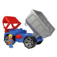 Đồ chơi mô hình xe ben Truxx Lena- 4410