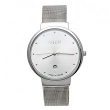 Đồng hồ nam JA-426MD JU1052 Julius Hàn Quốc dây thép (bạc)