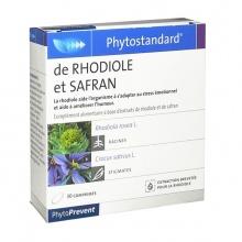 Viên uống giảm stress Phytotandard Rhodiola And Saffron