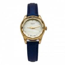 Đồng hồ nữ Julius JA-723E Hàn Quốc dây da (xanh)
