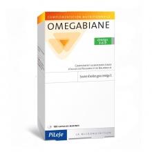 Viên uống tổng hợp PiLeJe Omegabiane Omega 3-6-9