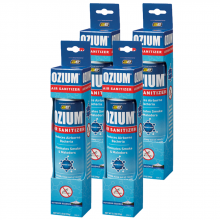 Bình xịt khử mùi Ozium Air Sanitizer Spray 3.5 oz (99g) Outdoor Essence/OZM-31-4packs