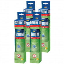 Bình xịt khử mùi Ozium Air Sanitizer Spray 3.5 oz (99g) Country Fresh/OZM-15-4packs