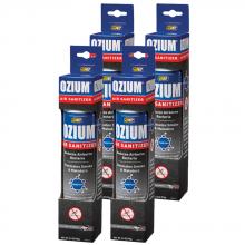 Bình xịt khử mùi Ozium Air Sanitizer Spray 3.5 oz (99g) New Car/OZM-22-4packs