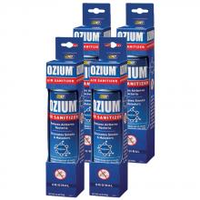 Bình xịt khử mùi Ozium Air Sanitizer Spray 3.5 oz (99g) Original-OZM-1-4packs