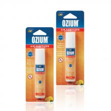 Bình xịt khử mùi Ozium Air Sanitizer Spray 0.8 oz (22g) Citrus/OZ-62-2packs