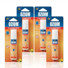 Bình xịt khử mùi Ozium Air Sanitizer Spray 0.8 oz (22g) Citrus-OZ-62-4packs