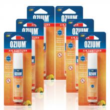 Bình xịt khử mùi Ozium Air Sanitizer Spray 0.8 oz (22g) Citrus-OZ-62-6packs