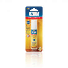 Bình xịt khử mùi Ozium Air Sanitizer Spray 0.8 oz (22g) Vanilla-OZ-23-1pack
