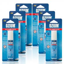 Bình xịt khử mùi Ozium Air Sanitizer Spray 0.8 oz (22g) Outdoor Essence-OZ-31-6packs