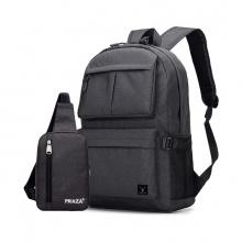 Combo balo laptop và túi đeo Praza- BL154DC095