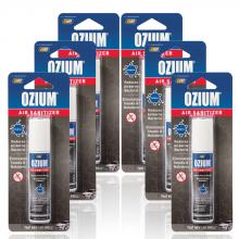 Bình xịt khử mùi Ozium Air Sanitizer Spray 0.8 oz (22g) New Car-OZ-22-6packs