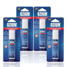 Bình xịt khử mùi Ozium Air Sanitizer Spray 0.8 oz (22g) Original/OZ-1-4packs