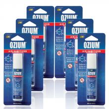Bình xịt khử mùi Ozium Air Sanitizer Spray 0.8 oz (22g) Original/OZ-1-6packs
