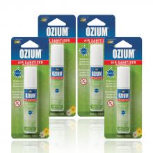 Bình xịt khử mùi Ozium Air Sanitizer Spray 0.8 oz (22g) Country Fresh-OZ-15-4packs