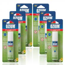Bình xịt khử mùi Ozium Air Sanitizer Spray 0.8 oz (22g) Country Fresh - OZ-15-6packs