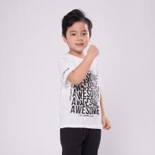 Áo thun trẻ em không cổ Awesome Jartazi (Awesome Tshirt for Kid) LCK191001