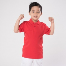 Áo thun trẻ em có cổ tay ngắn Polo Jartazi (Cotton Polo) JK4021-003