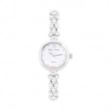 Đồng hồ nữ chính hãng Royal Crown 2505 dây đá vỏ trắng