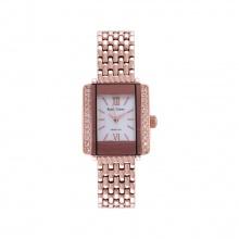 Đồng hồ nữ chính hãng Royal Crown 3645 dây thép vỏ vàng hồng