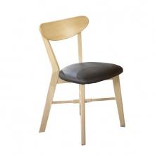 Ghế Osan gỗ cao su nhiều màu