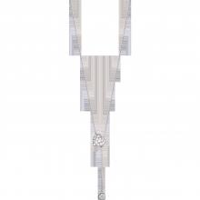 Dây cổ bạc PNJSilver Fantasia đính đá XMXMK000093